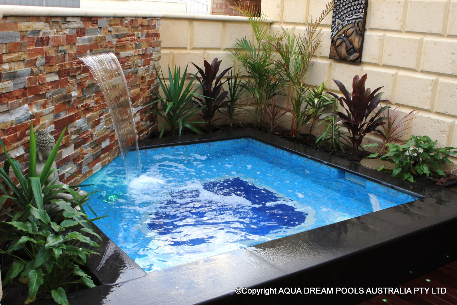 Spas gallery for Pool show perth